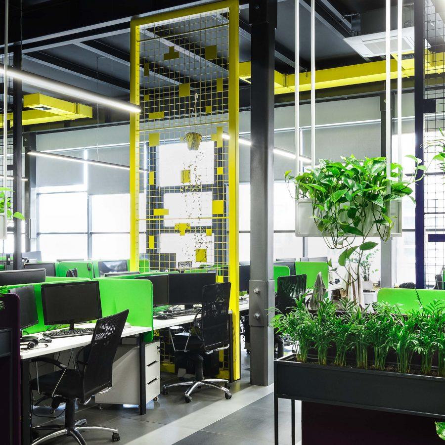 Transformación de oficinas